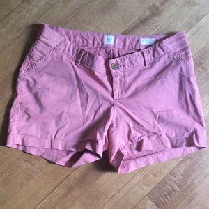 Gap size 0 maternity shorts